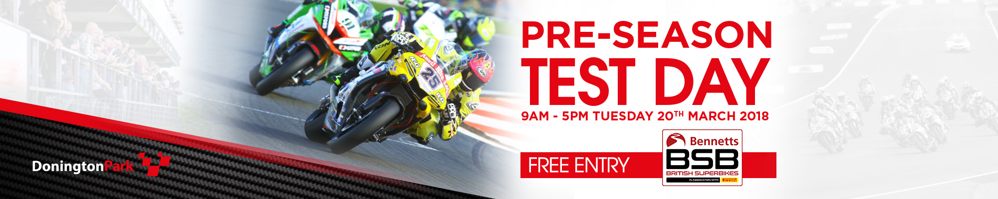 Bennetts BSB Test Day
