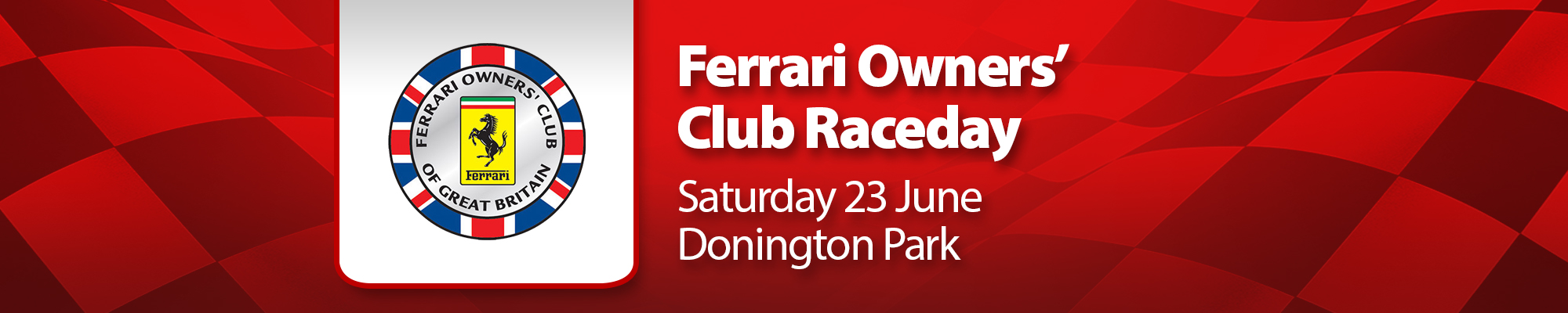 Ferrari Owners Club Race Day