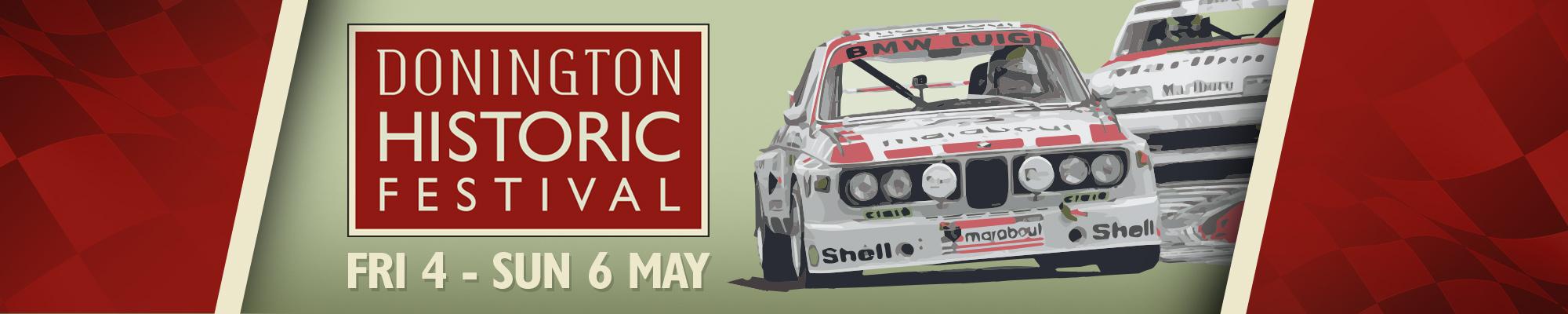 Donington Historic Festival