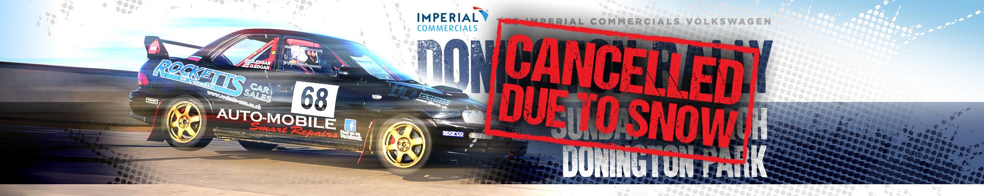 Donington Stage Rally