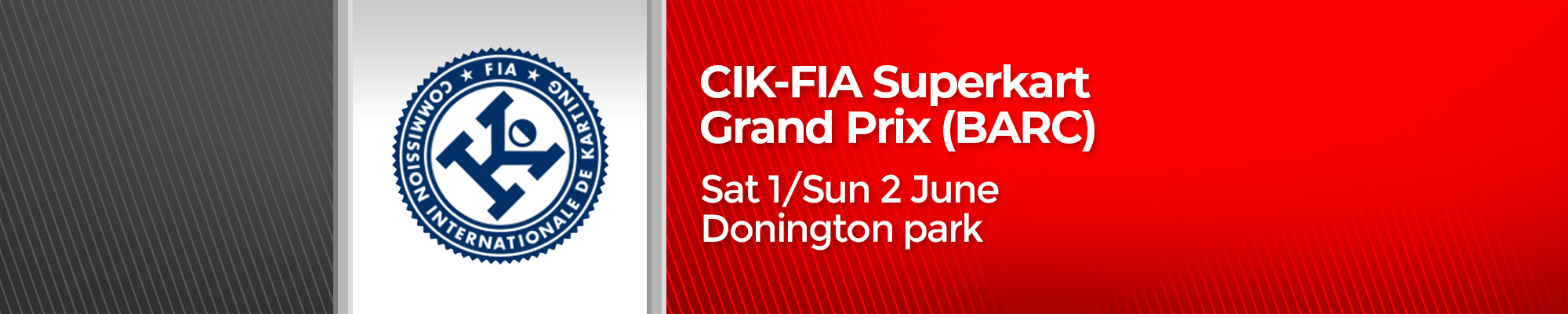 CIK-FIA Superkart Grand Prix