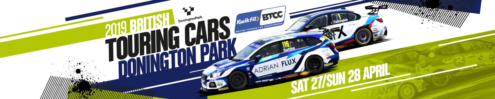 Dunlop MSA British Touring Car Championship
