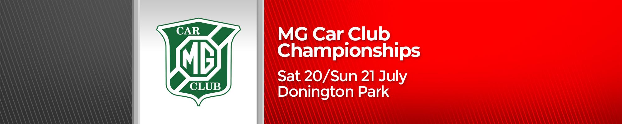 MG Car Club Car Championships