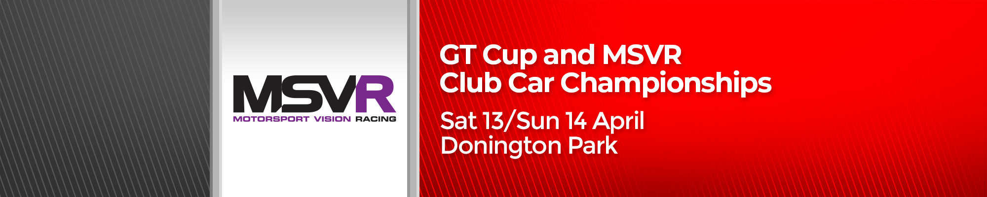 GT Cup and MSVR Club Car Championships