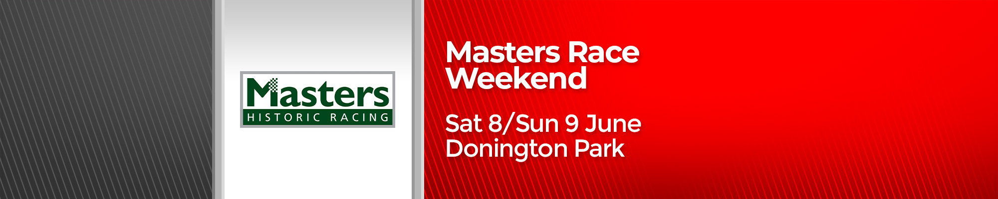 Masters Race Weekend