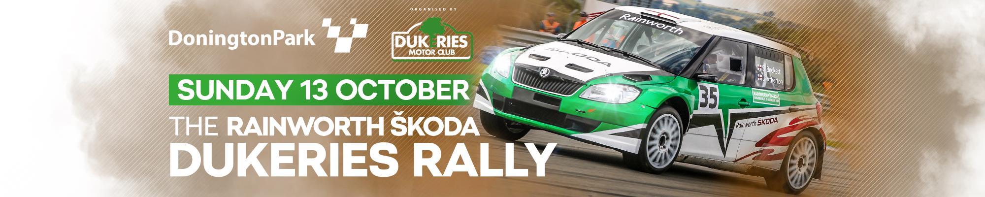 Rainworth Skoda Dukeries Rally