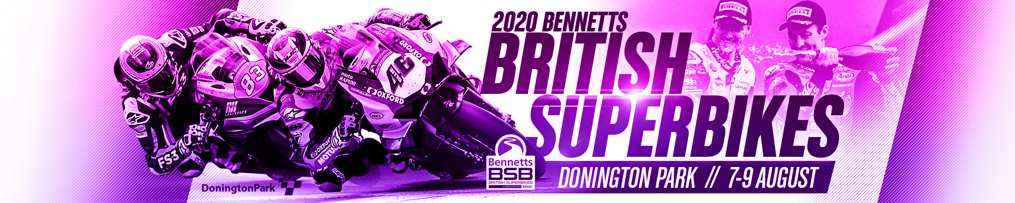 Bennetts British Superbike Championship - POSTPONED
