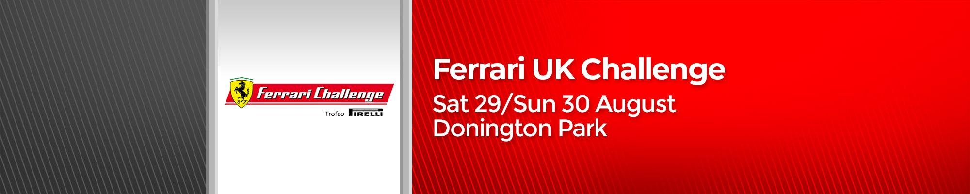 Ferrari Challenge UK - POSTPONED