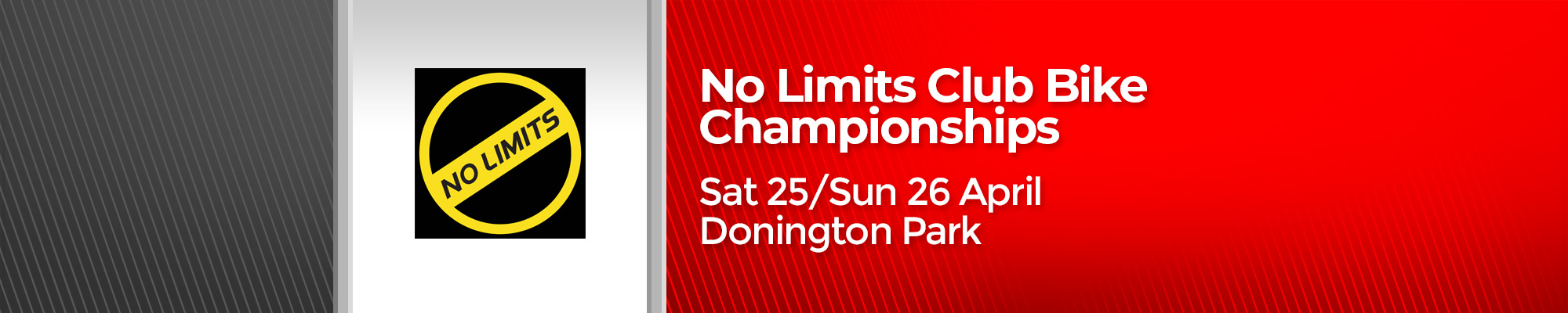 No Limits Racing Club Bike Championships - POSTPONED