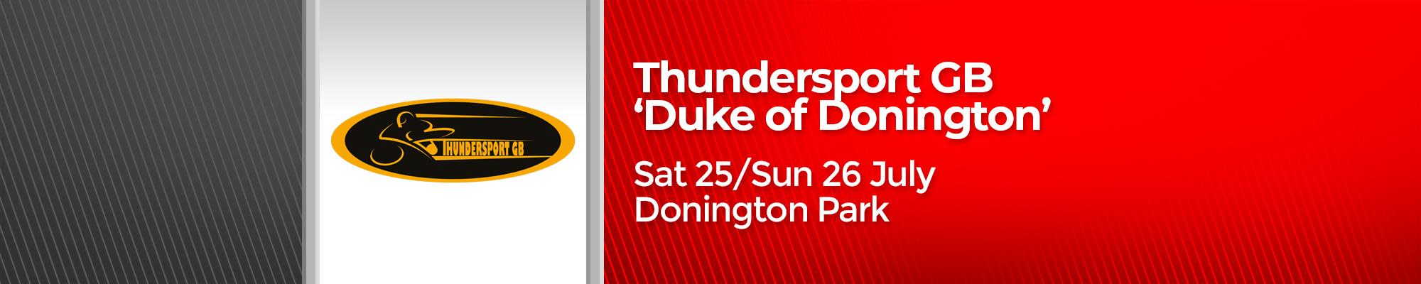 Thundersport GB - Duke of Donington