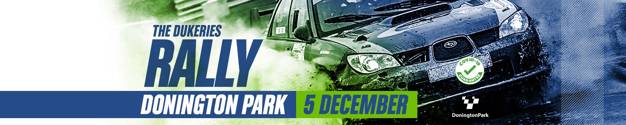 The Dukeries Rally – Donington Park