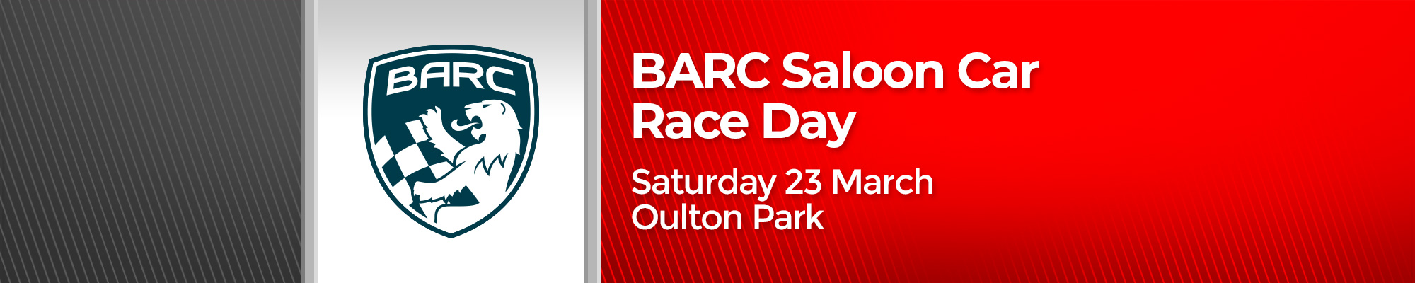 BARC Saloon Car Race Day