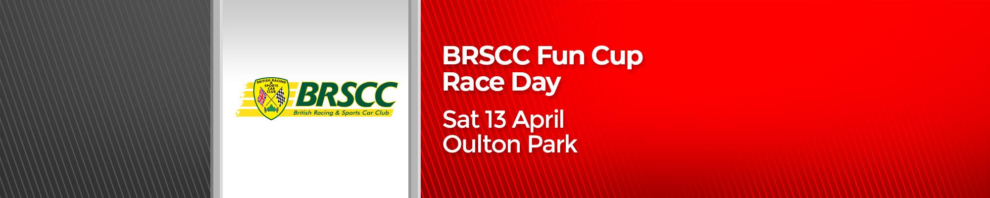 BRSCC Fun Cup Race Day