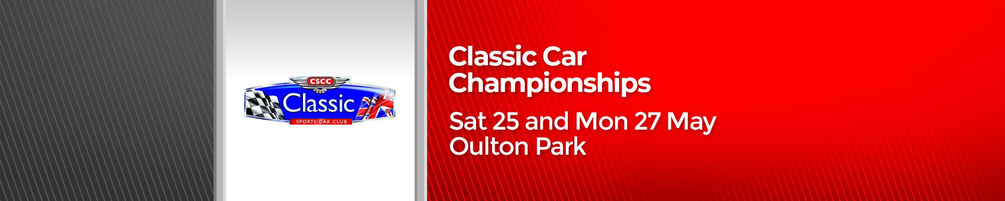 CSCC Classic Car Championships
