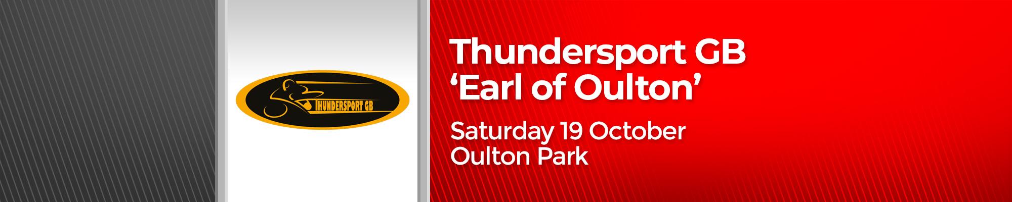 Thundersport GB 'Earl of Oulton'