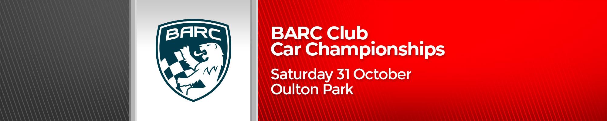 BARC Club Car Championships