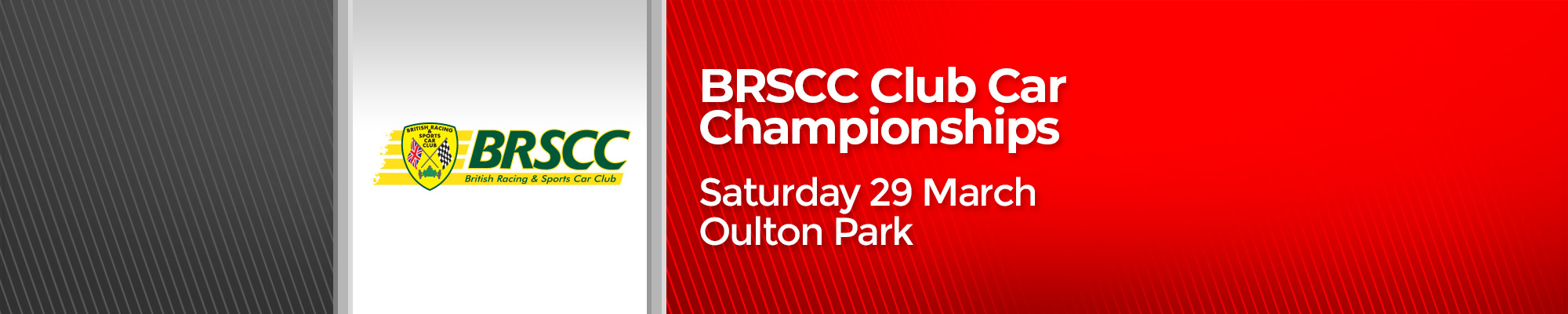 BRSCC Fun Cup Race Day - POSTPONED