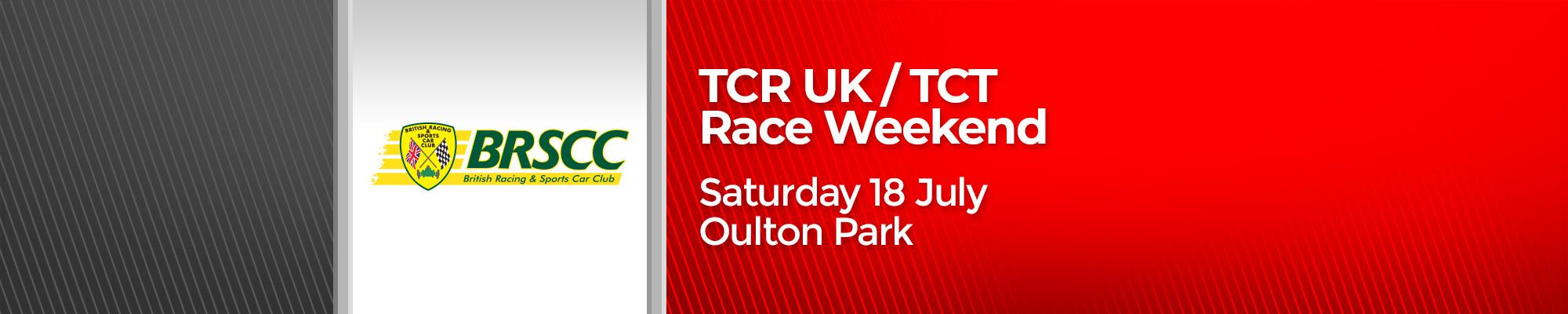 TCR UK & TCT Race Day (BRSCC)