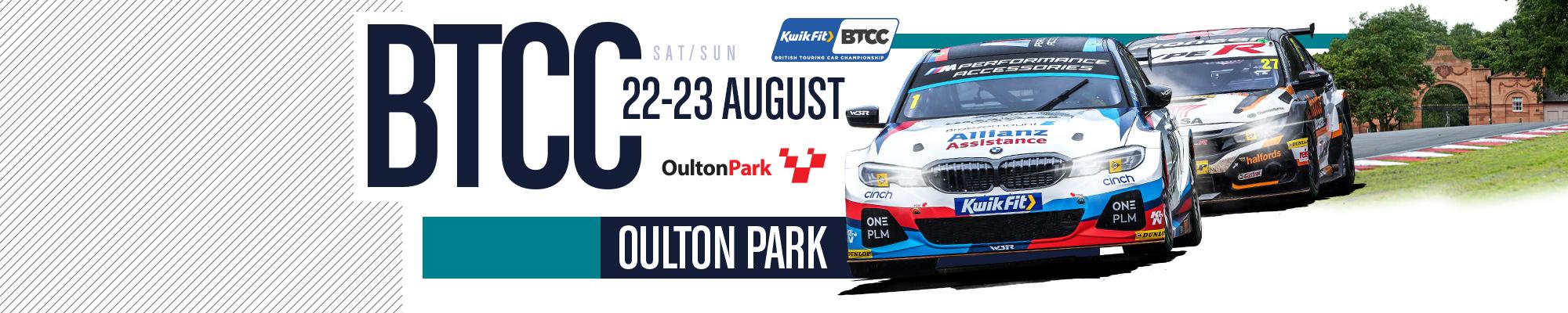 Kwik Fit British Touring Car Championship - POSTPONED