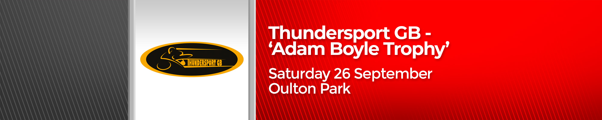 Thundersport GB - Adam Boyle Trophy