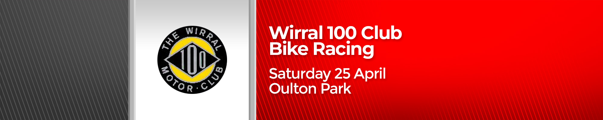 Wirral 100 Club Bike Championships - POSTPONED
