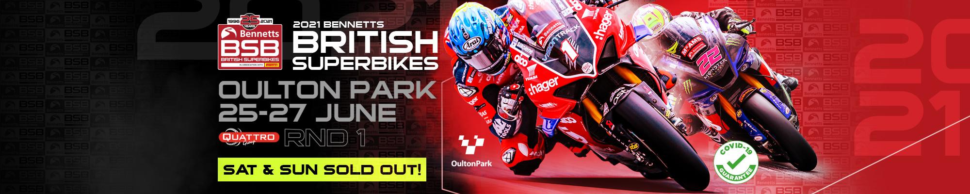 Bennetts British Superbike Championship