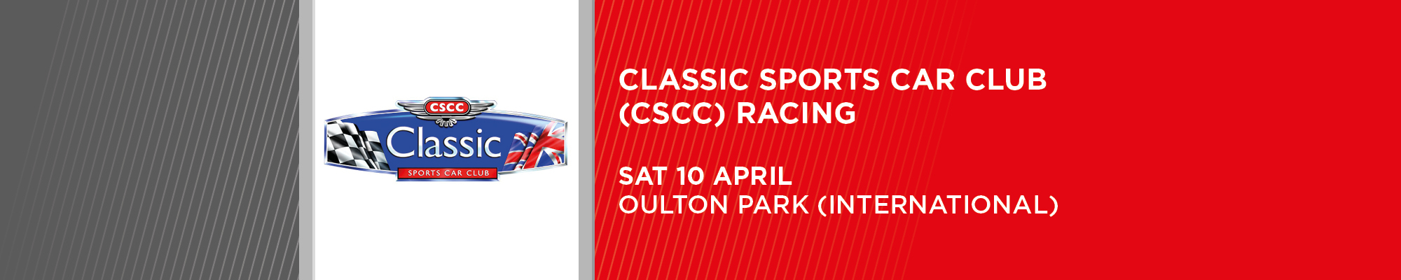 Classic Sports Car Club Racing