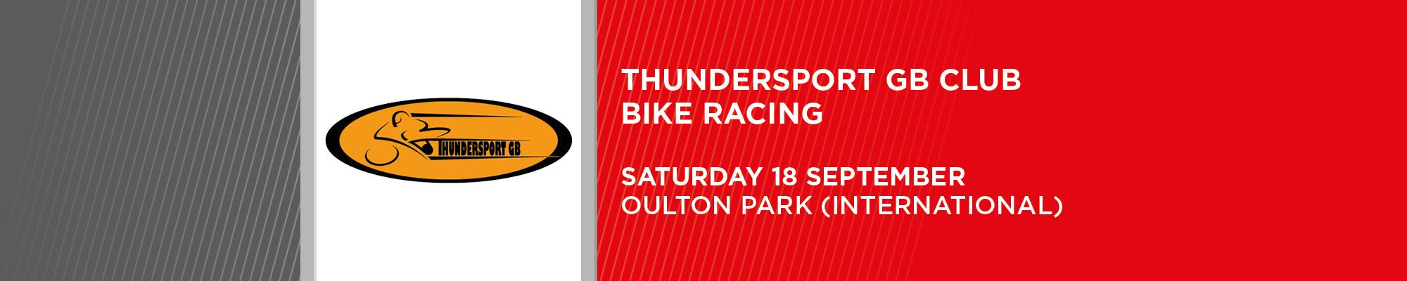 Thundersport GB Club Bike Championships