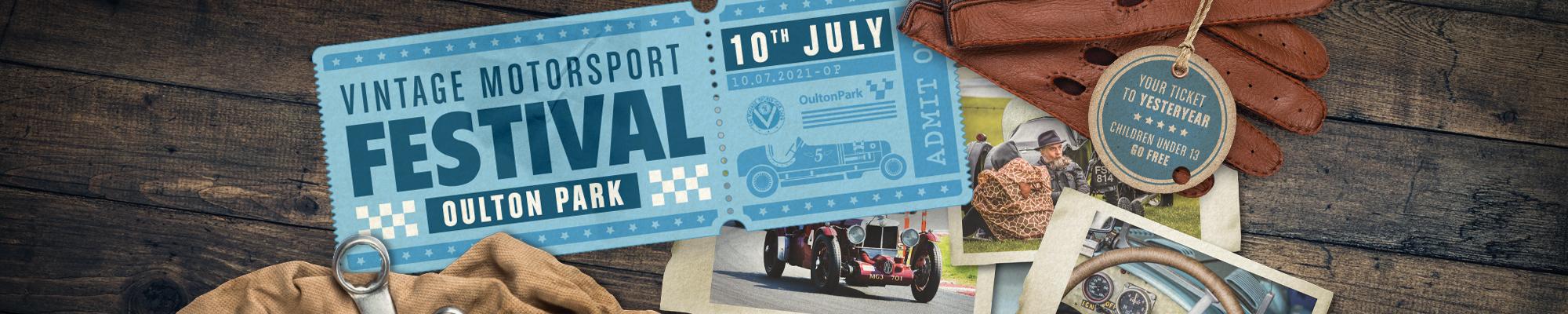 Vintage Motorsport Festival - Vintage Sports Car Club
