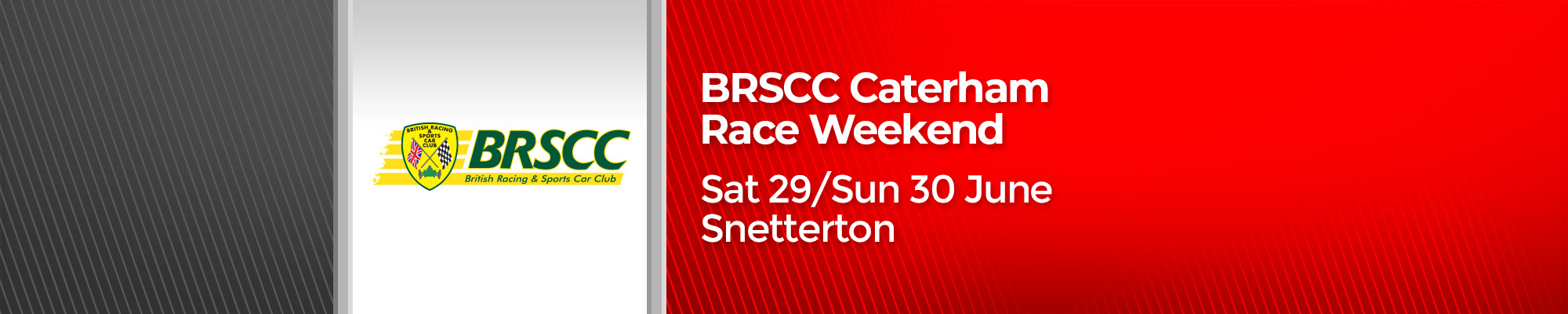 BRSCC Caterham Race Weekend