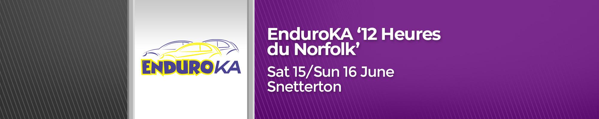 EnduroKA '12 Heures du Norfolk'