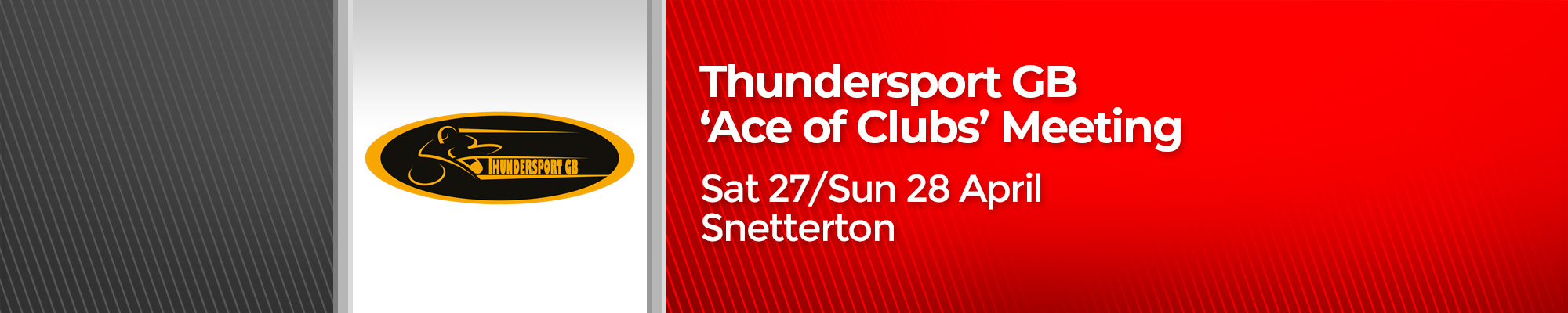 Thundersport GB 'Ace of Clubs'