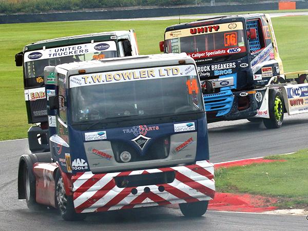 MSV Tickets - British Truck Racing - Snetterton