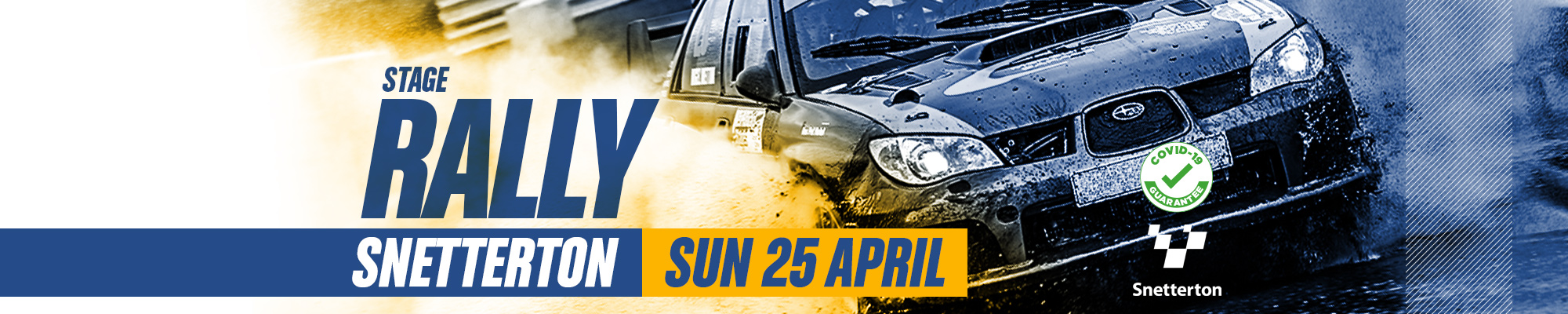Snetterton Stage Rally - NO SPECTATORS