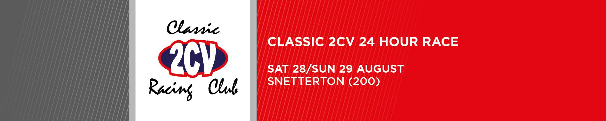 Classic 2CV 24 Hour Race