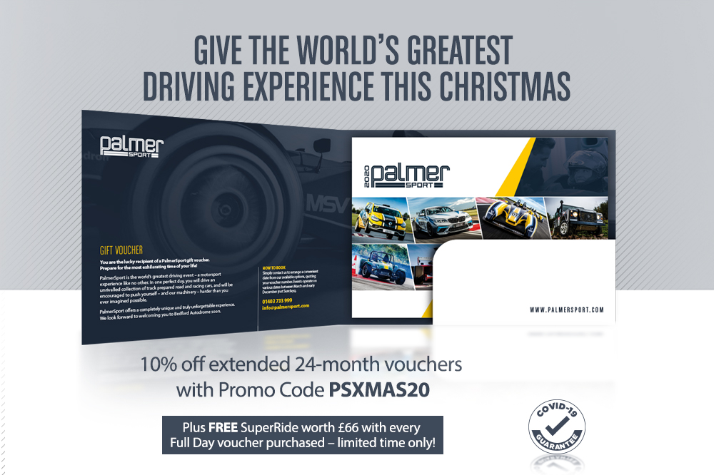 Christmas Voucher Offer