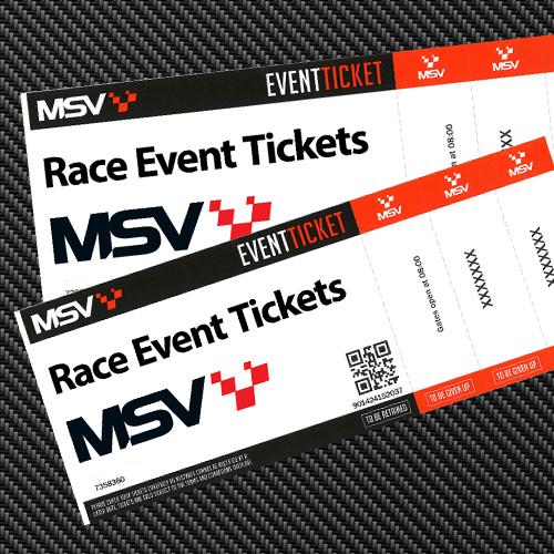 Msv Tickets